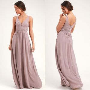 Lulu's | Leading Role Maxi Dress